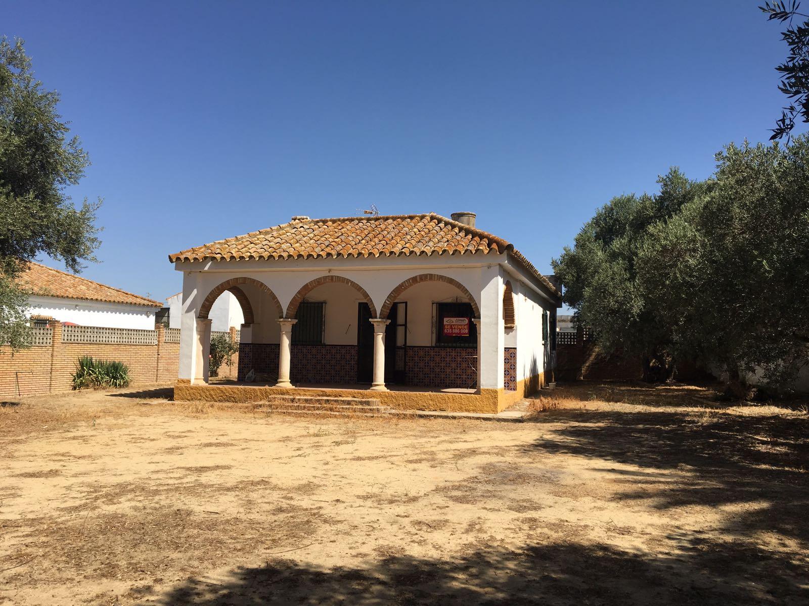Magnifica Casa Campo en Montemayor